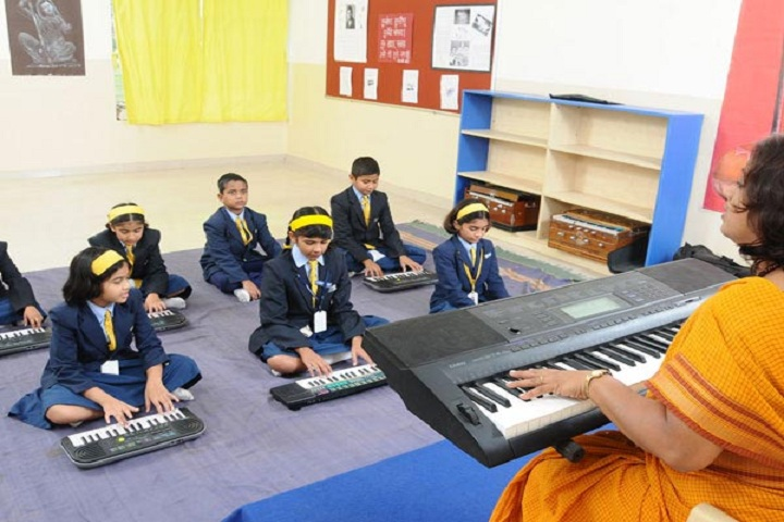 Podar International School-Music-Room