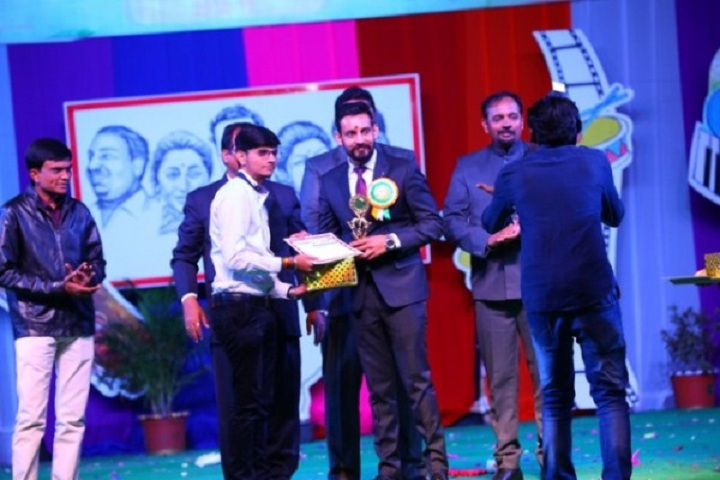 Podar International School-Award ceremony