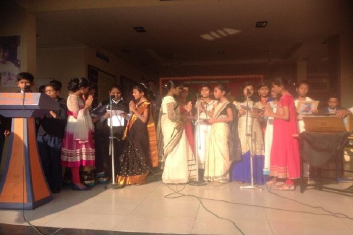 Podar International School-Womens day celebration