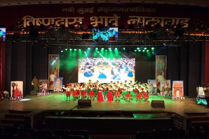 Podar International School-Dance Program