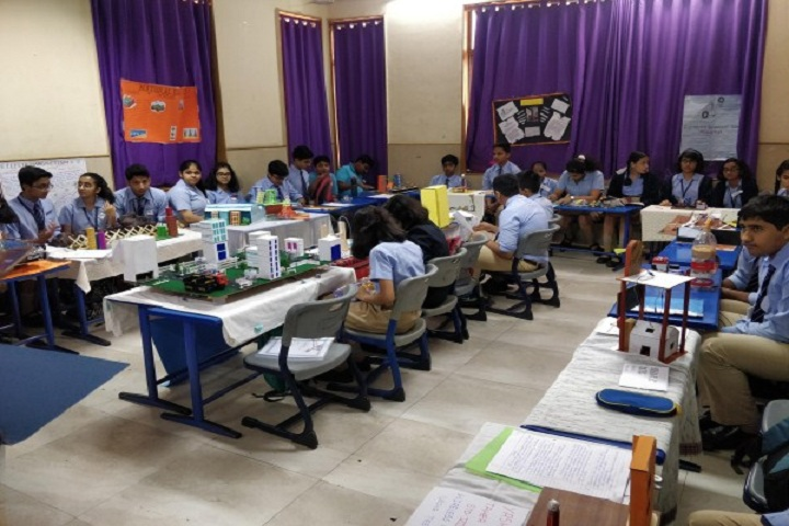 Podar International School-Science fair