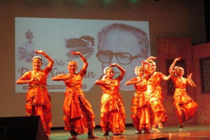 Podar International School-Dance