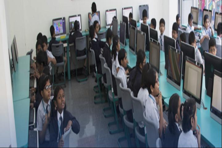 Poddar Brio International school-IT