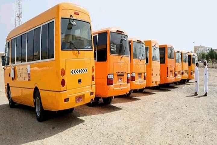 Prakash Public School-Bus