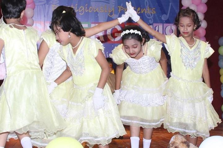 Prakash Public School-Dances