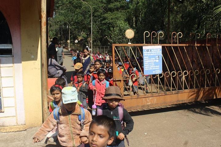 Prakash Public School-School entrances