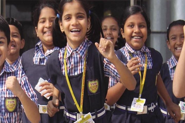 Prakash Public School-Students
