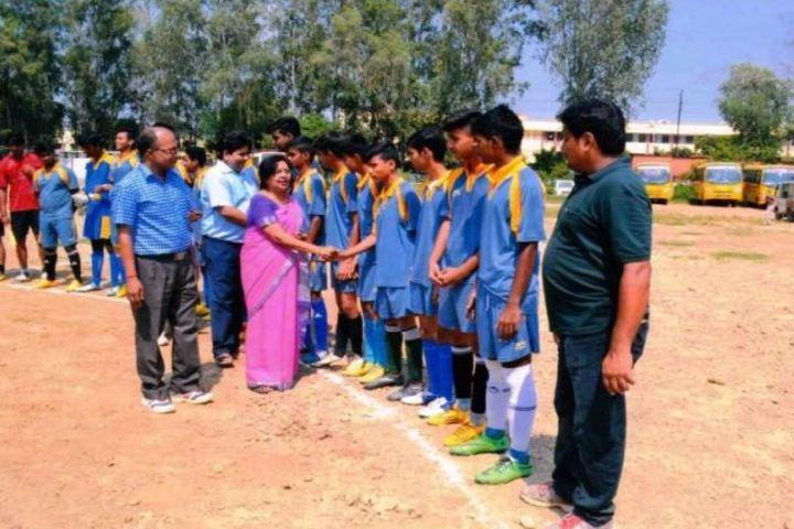 Dav Public School-Congratulating