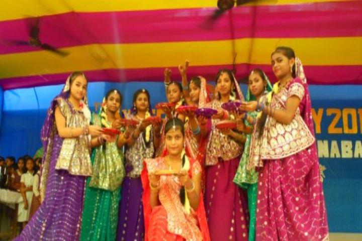DAV Public School-Cultural Activity