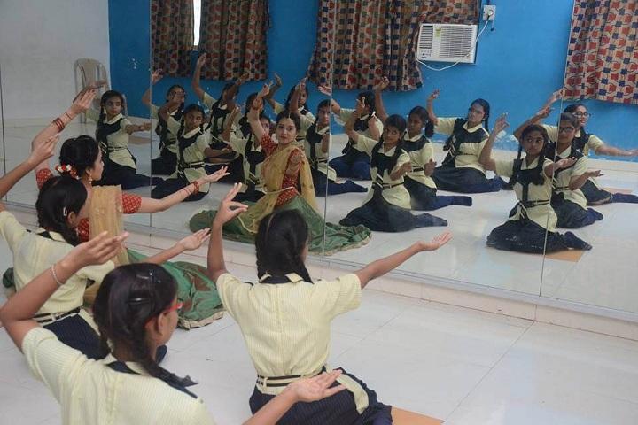 Raigad Military School-Dance room