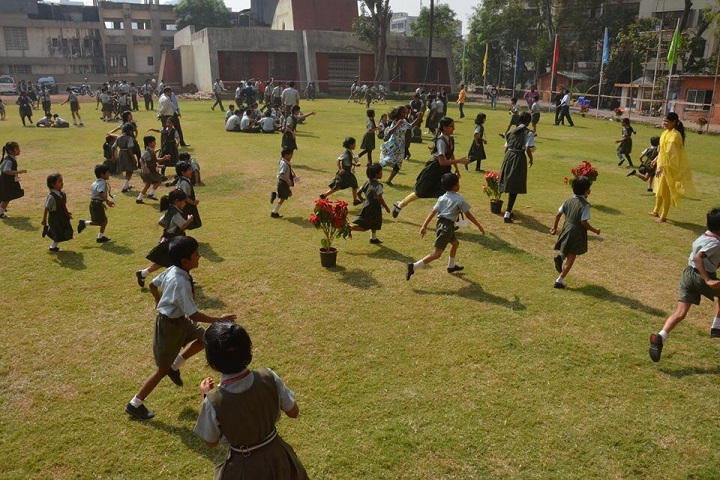 Raigad Military School-Play ground