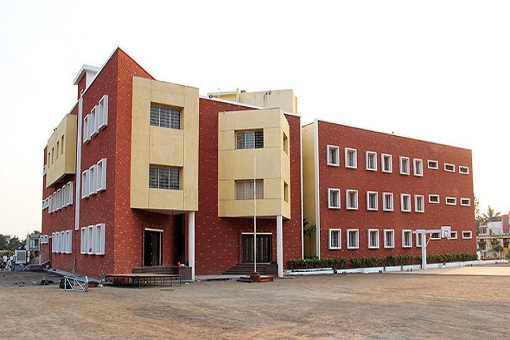 Raja Narayanlal Lahoti English School - Campus view
