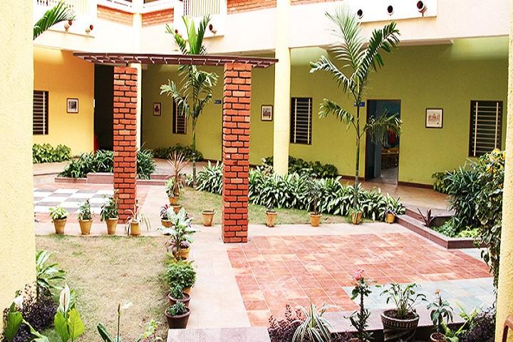 Raja Narayanlal Lahoti English School - Campus view2