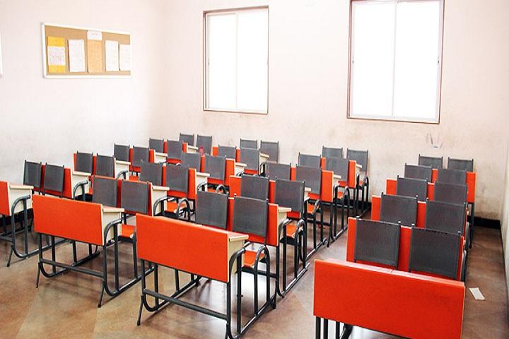 Raja Narayanlal Lahoti English School - Classroom