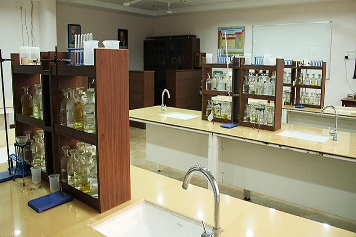 Raja Narayanlal Lahoti English School - Laboratory
