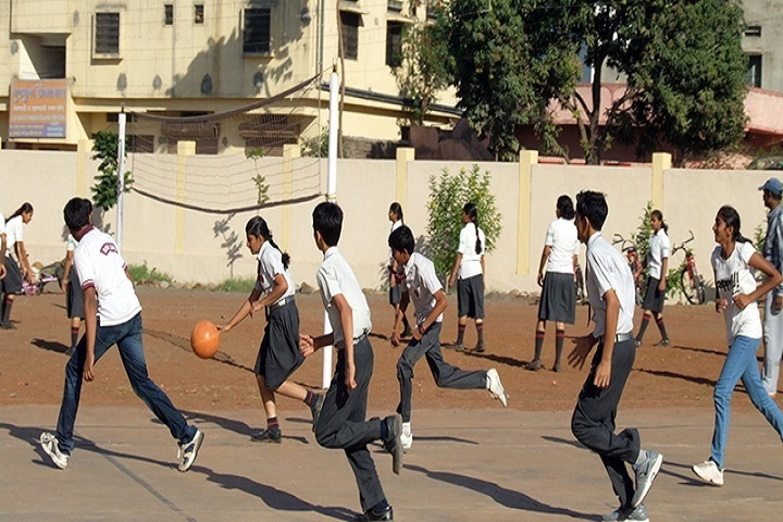 Raja Narayanlal Lahoti English School - Sports