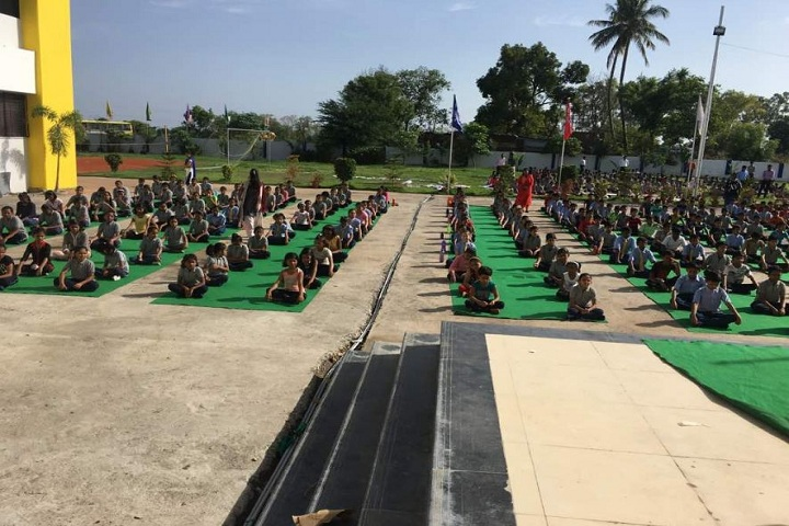 Rajasthanis Podar Learn School-Yoga