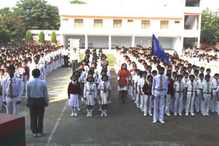 DAV Public School-Assembly Ground