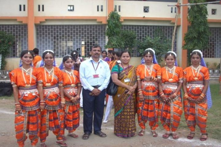 DAV Public School-Dance Students