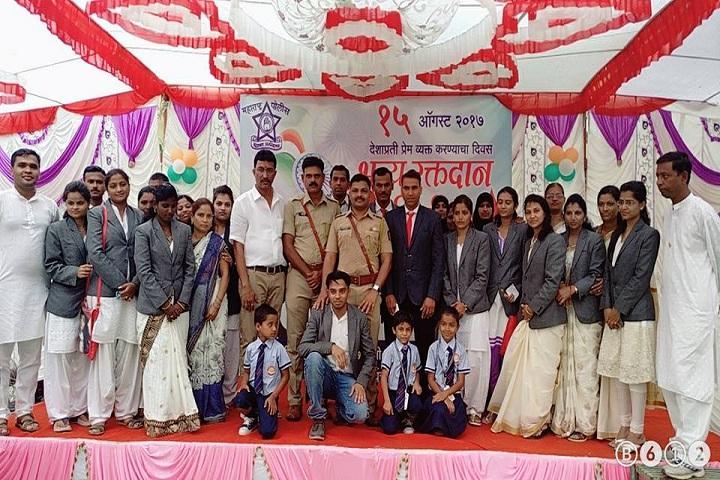 Rajiv Gandhi International School-Group photo