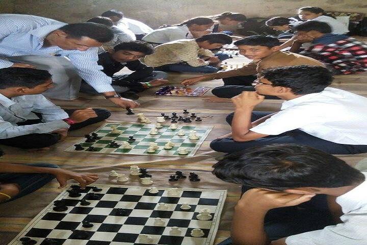 Rajiv Gandhi International School-Indoor games