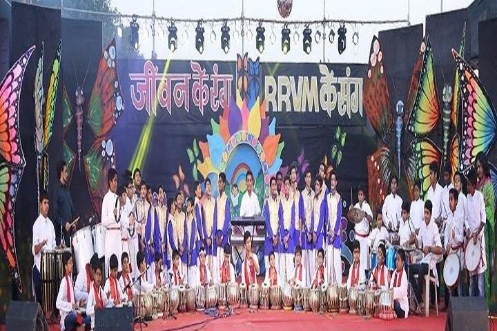 Ram Ratna Vidya Mandir-Annual day celebrations