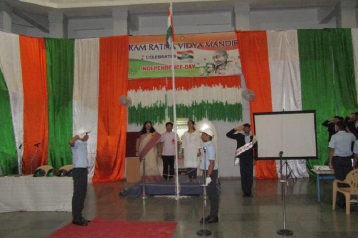 Ram Ratna Vidya Mandir-Independence day