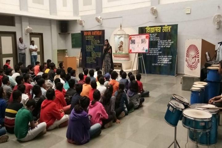 Ram Ratna Vidya Mandir-Seminar