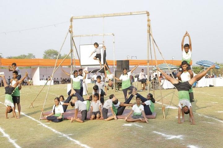 Ram Ratna Vidya Mandir-Sports