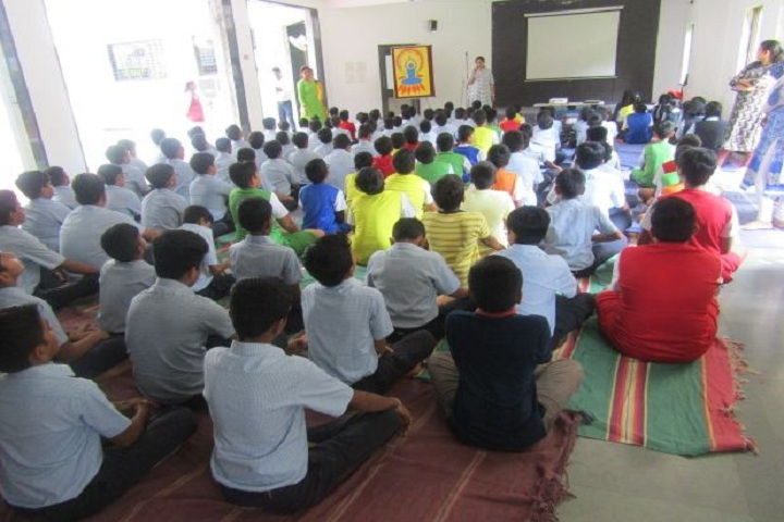 Ram Ratna Vidya Mandir-Yoga