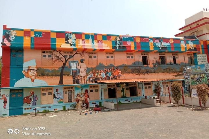 Ramabai Deshmukh Public School-Campus view