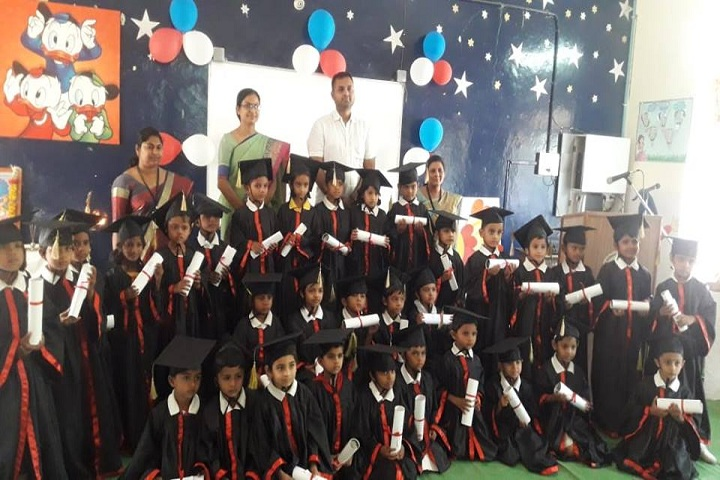 Ramabai Deshmukh Public School-Group photo