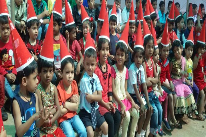 Ramraje International School-Christmas Celebrations