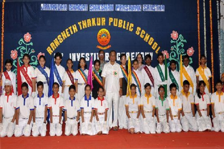 Ramsheth Thakur Public School-Group photo