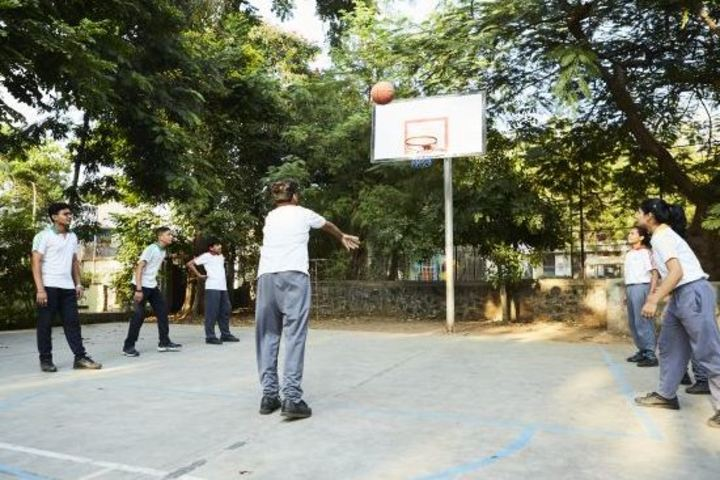 Rasbihari International School-Basket Ball