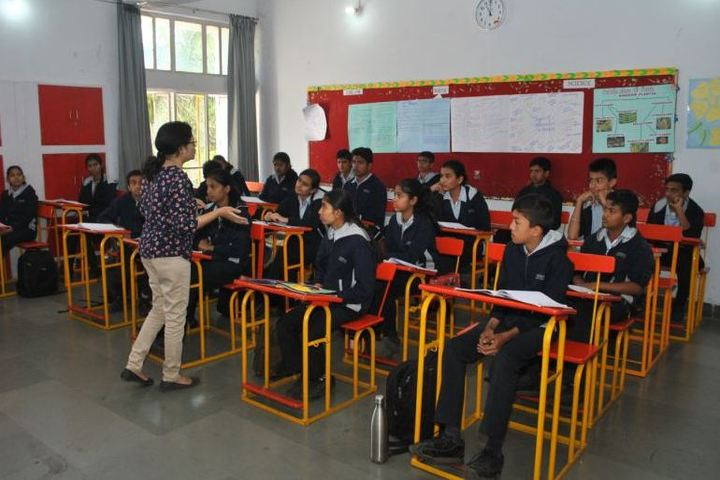 Rasbihari International School-Class Room