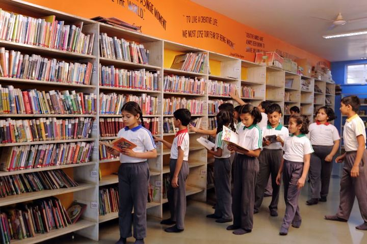 Rasbihari International School-Library
