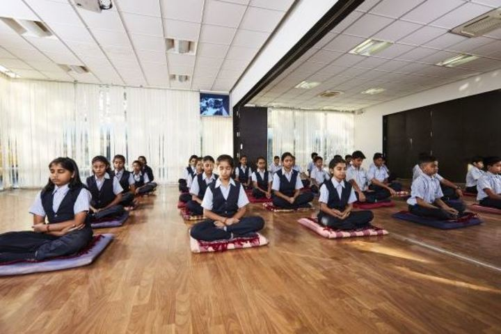 Rasbihari International School-Meditation