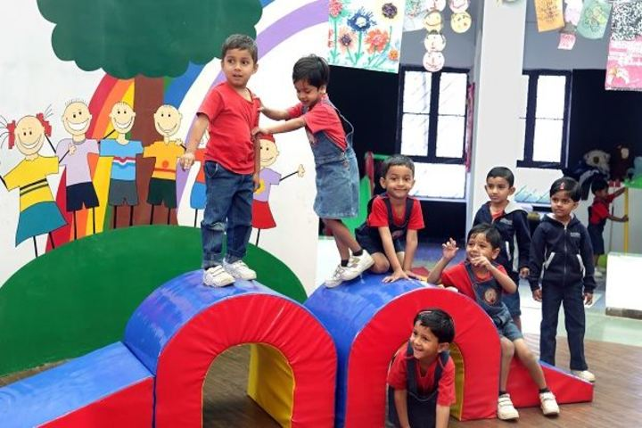 Rasbihari International School-Play Area