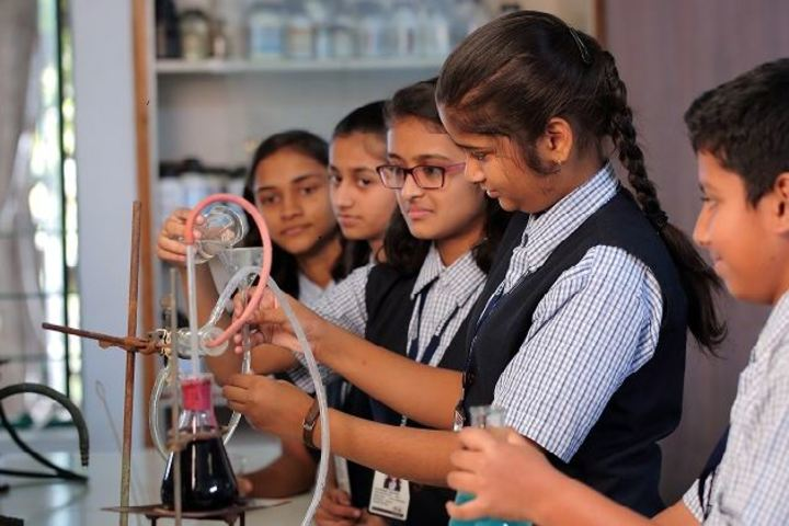 Rasbihari International School-Science Lab