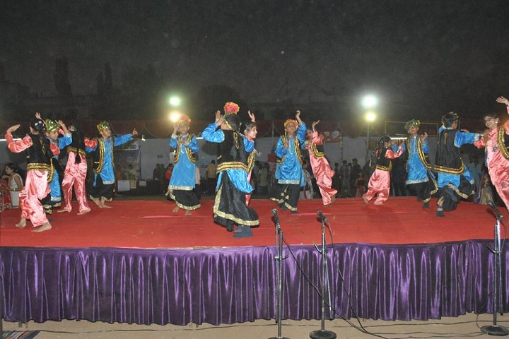 Rasbihari International School-Dance program