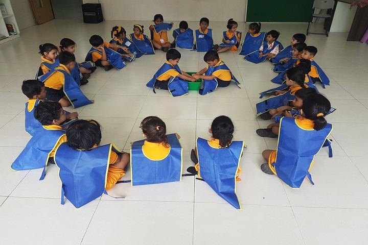 Rbk Global School-Activity Room