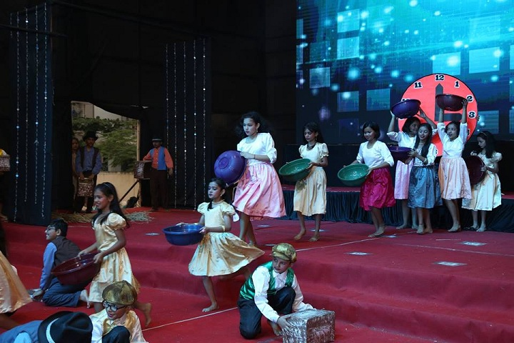 Rbk Global School-Annual Day Celebrations