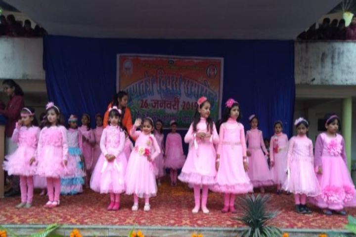 DAV Public School-Primary Dance