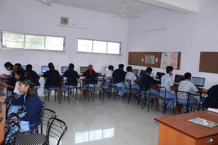 RDG Public School-Computer lab