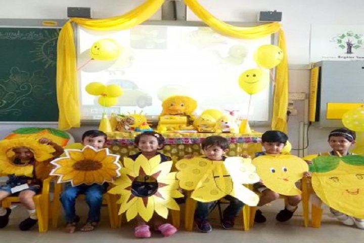 RDG Public School-Yellow day celebrations