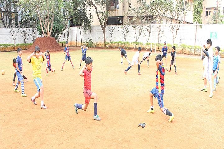 Reliance Foundation School-Sports
