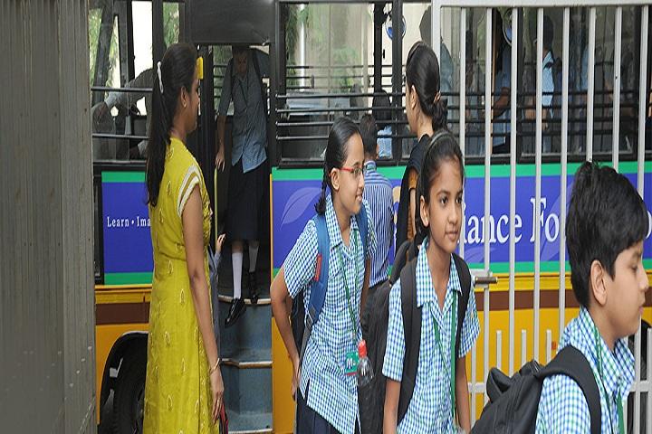 Reliance Foundation School-Transport