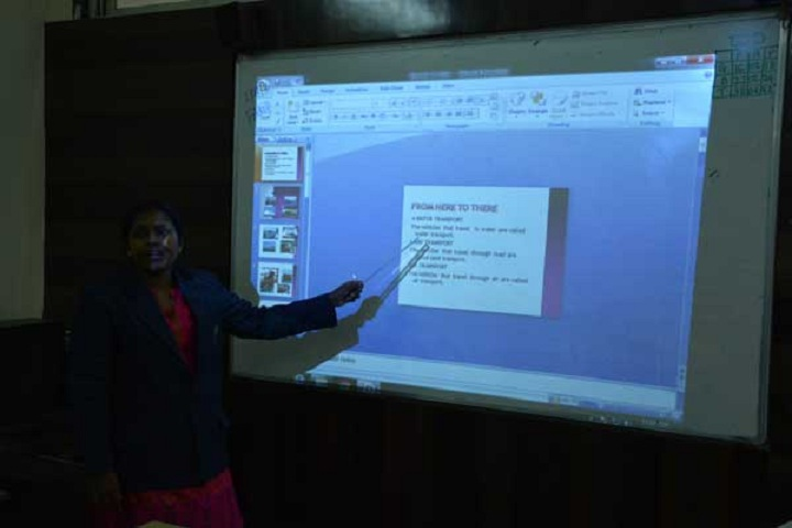 Royal International School-Smart Classrooms