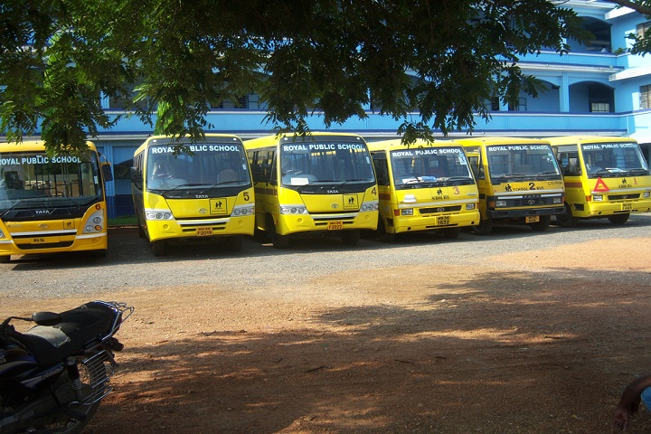 Royal Public School-Transport
